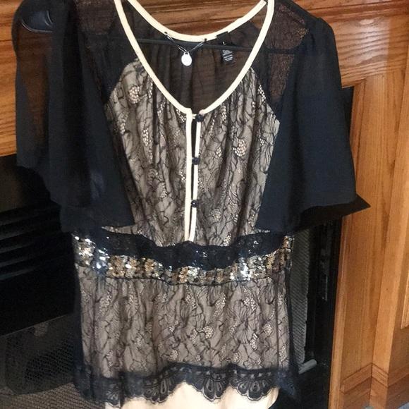 BKE Tops - BKE Botique blouse